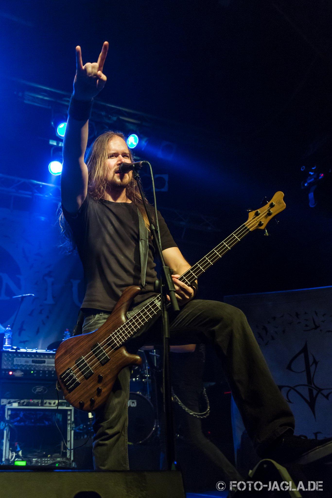 Ensiferum Insomnium Tour