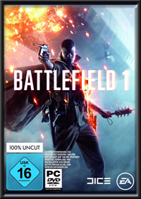 Battlefield 1 (2016) GameBox