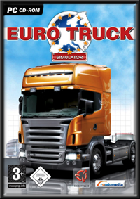 Euro Truck Simulator GameBox