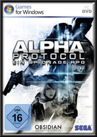 Alpha Protocol GameBox
