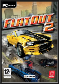 Flat Out 2 GameBox