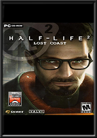 Half-Life 2: Lost Coast GameBox