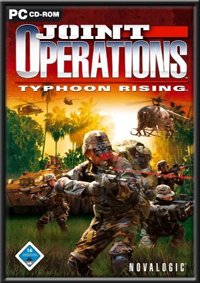 Joint Operations: Typhoon Rising GameBox