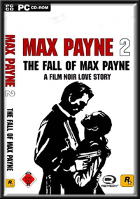Max Payne 2: The Fall of Max Payne GameBox