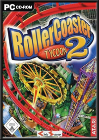 Rollercoaster Tycoon 2 GameBox