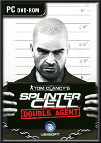 Tom Clancy's Splinter Cell: Double Agent GameBox