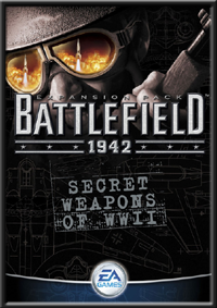 Battlefield 1942: Secret Weapons of WWII GameBox