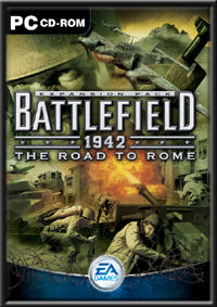 Battlefield 1942: The Road to Rome GameBox