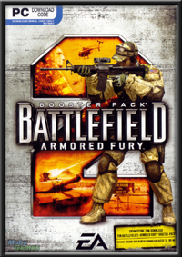 Battlefield 2: Armored Fury GameBox