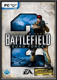 Battlefield 2: Euro Force GameBox