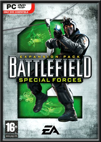 Battlefield 2: Special Forces GameBox