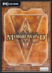 The Elder Scrolls 3: Morrowind GameBox