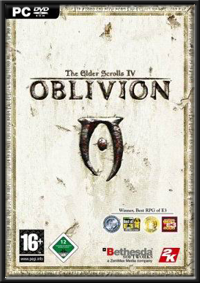 The Elder Scrolls 4: Oblivion GameBox