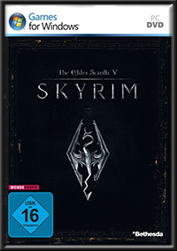 The Elder Scrolls 5: Skyrim GameBox