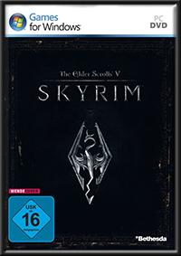 The Elder Scrolls 5: Skyrim GameBox