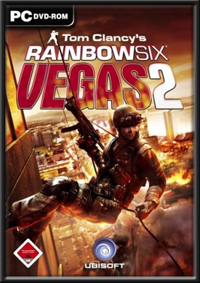 Tom Clancy's Rainbow Six Vegas 2 GameBox