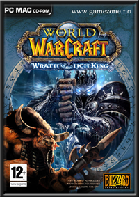 World of Warcraft: Wrath of the Lich King GameBox