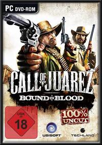 Call of Juarez: Bound in Blood GameBox