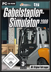Gabelstapler-Simulator 2009 GameBox