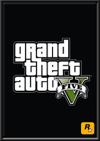 Grand Theft Auto 5 GameBox