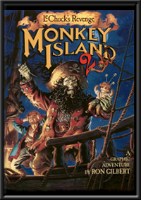 Monkey Island 2: LeChuck's Revenge GameBox