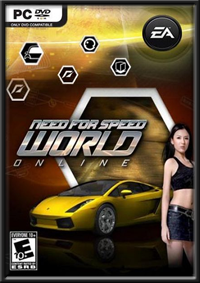 Need for Speed: World  GameBox