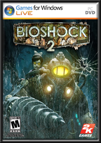 Bioshock 2 GameBox