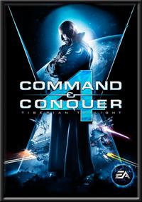 Command & Conquer 4: Tiberian Twilight GameBox
