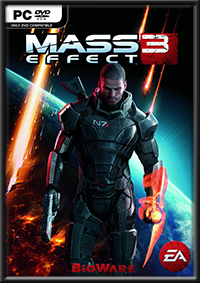 Mass Effect 3 GameBox