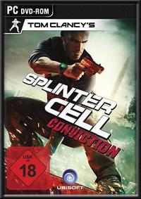 Tom Clancy's Splinter Cell: Conviction GameBox