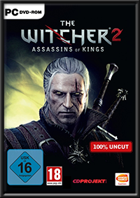 The Witcher 2: Assassins of Kings GameBox