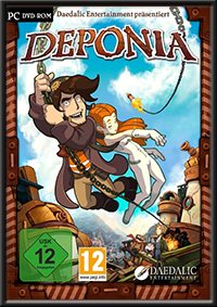 Deponia GameBox