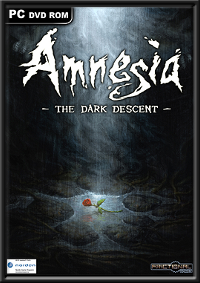 Amnesia: The Dark Descent GameBox