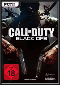 Call of Duty: Black Ops GameBox