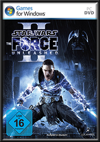 Star Wars: The Force Unleashed 2 GameBox