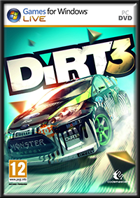 DiRT 3 GameBox