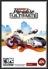 Burnout Paradise: The Ultimate Box GameBox