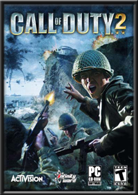 Call of Duty 2 GameBox