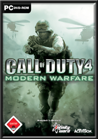 Call of Duty 4: Modern Warfare GameBox