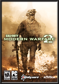 Call of Duty: Modern Warfare 2 GameBox