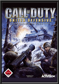 Call of Duty: United Offensive GameBox