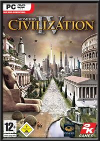 Civilization 4 GameBox