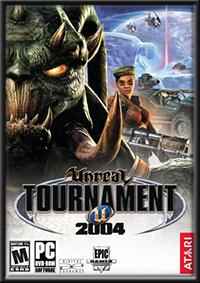 Unreal Tournament 2004 GameBox