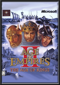 Age of Empires 2: Age of Kings GameBox