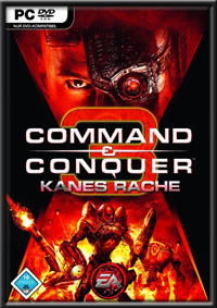Command & Conquer 3 Kanes Rache GameBox