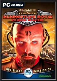 Command & Conquer - Alarmstufe Rot 2: Yuris Rache GameBox