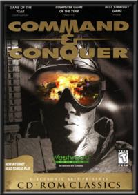 Command & Conquer - Der Tiberiumkonflikt GameBox