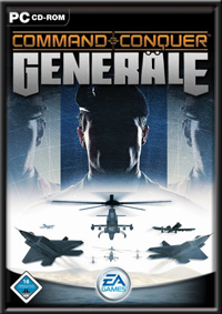 Command & Conquer Generäle GameBox