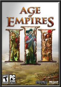 Age of Empires 3 GameBox