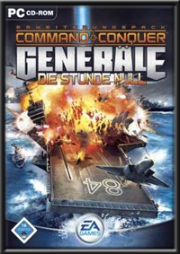 Command & Conquer Generäle: Die Stunde Null GameBox